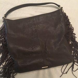 Rebecca Minkoff Bags - Rebecca Minkoff Fringed Hobo/Shoulder Bag